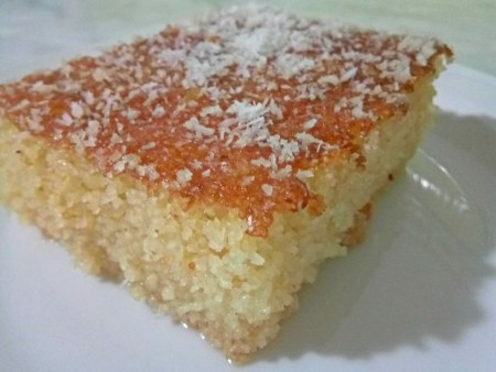 Basbousa recipe