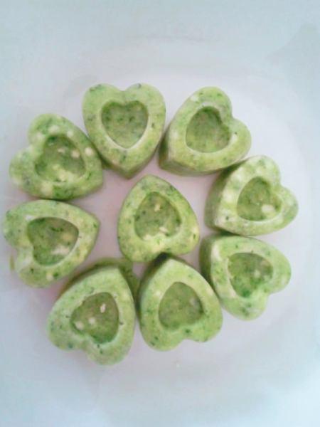 Cucumber Homemade Soap