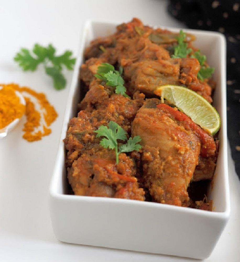 Chicken masala curry