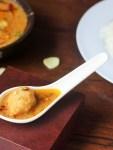 Arbi ki sabji with gravy, Hyderabadi Arbi ka salan
