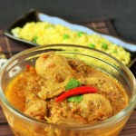 pahadi chicken recipe-a chicken gravy recipe made with yogurt and tamarind
