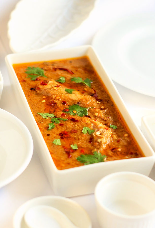 South Indian Fish Curry Recipe-An Amazingly delicious and different Fish Curry Recipe
