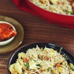 Easy and Delicious Egg Fried Rice recipe