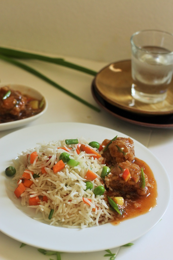 Veg Manchurian Recipe-How to make Vegetable Manchurian Recipe. Get the restaurant style taste at home.