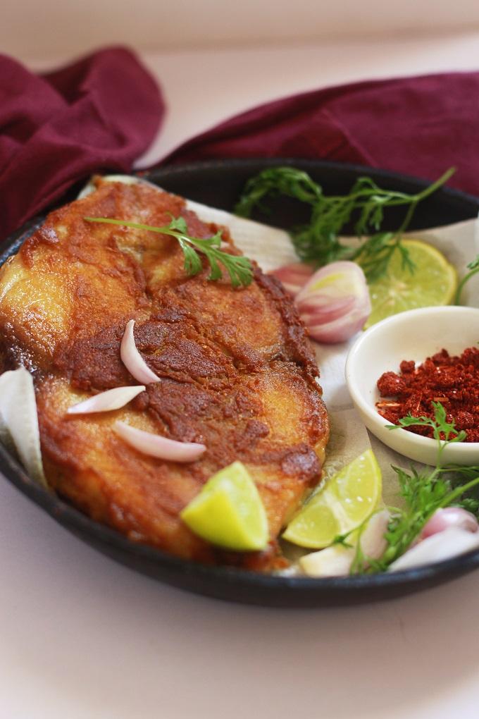 Fish Fry Masala Recipe Fish Masala Fry Fas Kitchen