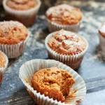 Whole Wheat Dates Muffins recipe with Figs and much more. A delicious whole - wheat flour muffins and not to forget the dried fruits and nuts that would make a perfect Breakfast on the go. Never miss breakfast with this just grab and go muffins.