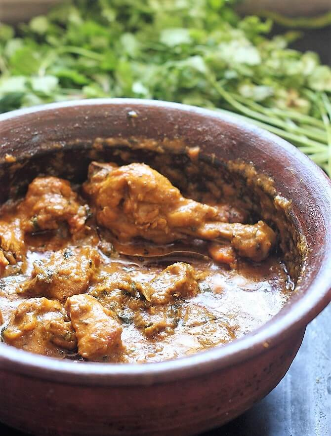 chicken handi recipe