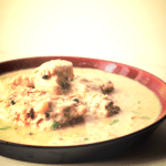 White Chicken Korma recipe or the safed murgh kurma is a delicious curry which is pretty much white in color.