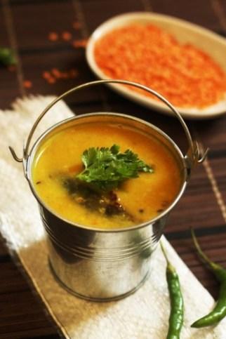 Simple Masoor Dal Recipe, how to make masoor dal recipe