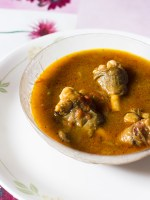 Mutton Paya Soup recipe or the Paya Shorba is delicious soup made with the lamb trotters. Made with flavorful spices, it is truly a non-veg lover's delight.