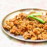 Dhaba Style Egg Bhurji, How to make egg bhurji