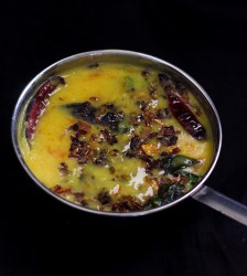 mix dal tadka recipe in a bowl