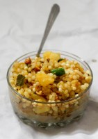 Sabudana Khichdi recipe, Sago Khichdi, Javvarisi Khichadi A delicious and yummy khichdi recipe made with tapioca pearls. It is an excellent breakfast dish which is filling and won't let you be hungry till the afternoon.