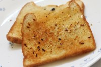 Garlic bread recipe is a very simple and quick to make breakfast recipe. It is very easy to prepare.