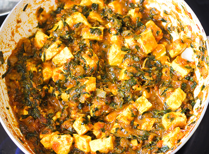 Methi Paneer Recipe  Paneer Methi recipe   Fas Kitchen