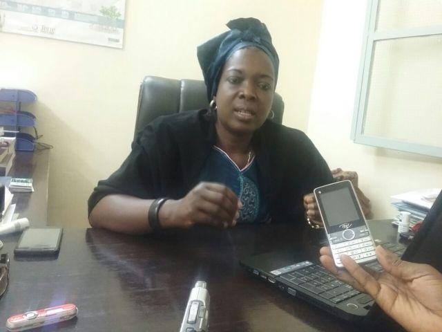 Mme Zenabou SEGDA, présidente de Women Environnement Programme Burkina