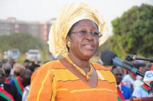 Zobilma Mantoro Emma, secrétaire générale de l'Assemblée nationale