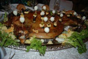 Gâteau de mariage Marocain