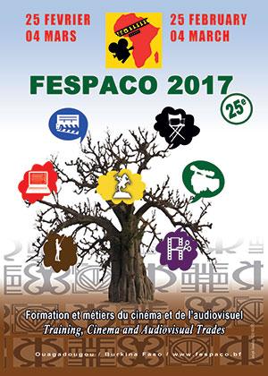 Logo FESPACO 2017