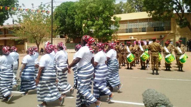 Parade civile des femmes