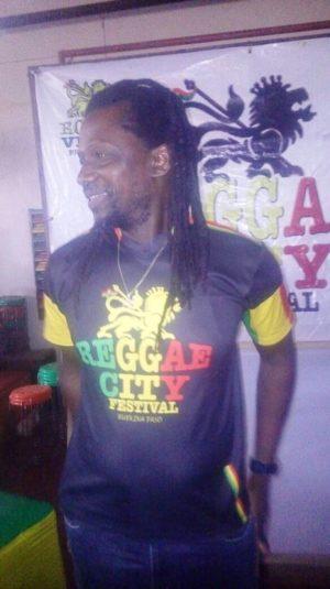 Samsk le Djah, promoteur du Reggae City Festival