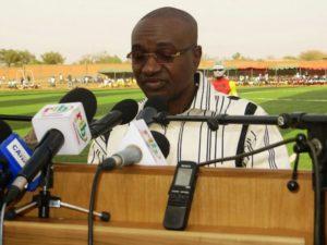 Monsieur Boukary Ouedraogo maire de la commune de Kaya