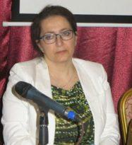 La représentante de l'ONUDC madame Simonetta Grassi
