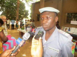M. Ousséini Ouédraogo, Directeur de la M.A.C.O