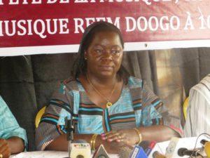 Honorine Sangaré/Compaoré, ancienne ministre en charge de la promotion de la femme