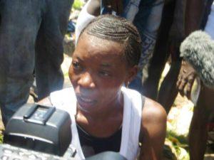 Mariam Ouedraogo 1ère catégorie féminine