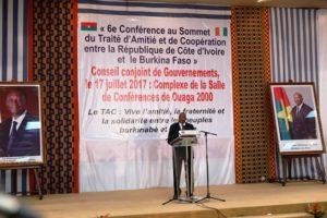 SEM M. Amadou Gon Coulibaly, Premier Ministre ivoirien