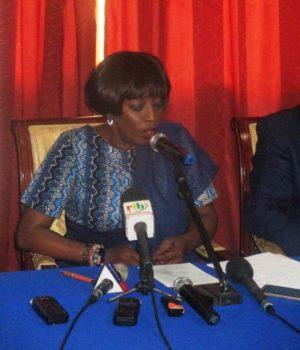 Dr Linda Kaboré, Présidente du comité d'organisation de Pharmafrica expo