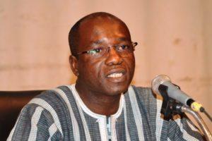 Président du comité d'organisation M. Jean Paul Koudougou invite les populations à renouer avec la lecture et le livre