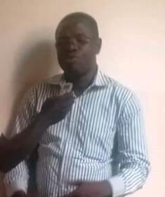 Alassane Kamara, journaliste communicateur.