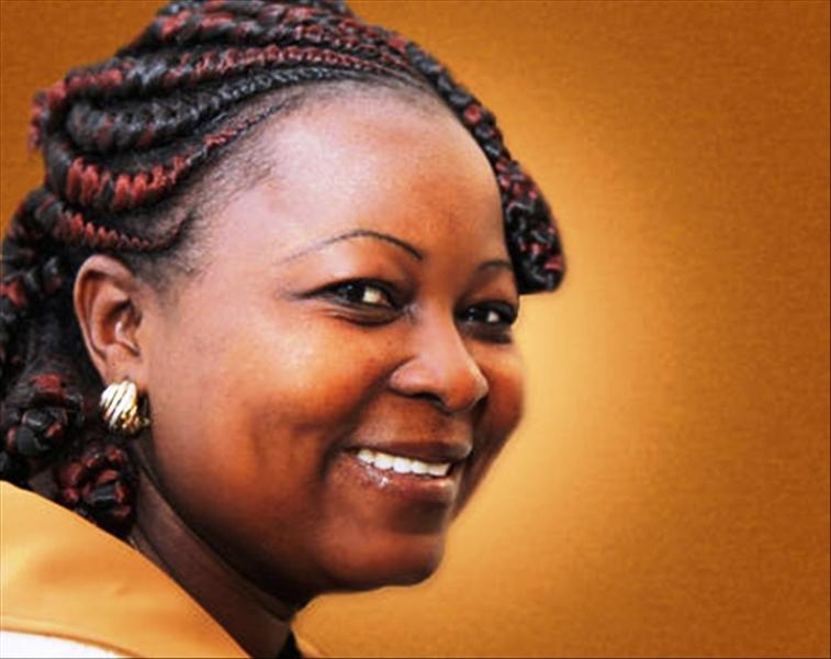 Germaine kouméalo ANATE, Ancienne ministre de la communication de la Culture, des Arts et de la Formation Civique du Togo.