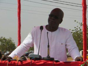 Le Haut Réprésentant du chef de l'État, Cheriff