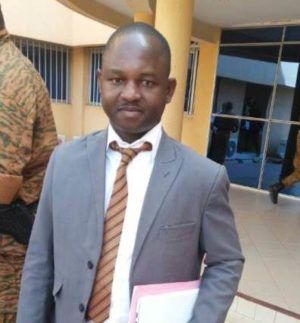M. Gilbert Zongo le Point focal du G5 Sahel