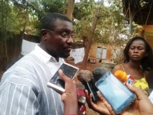 Dr Koffi AMETEPE consultant de l'étude.