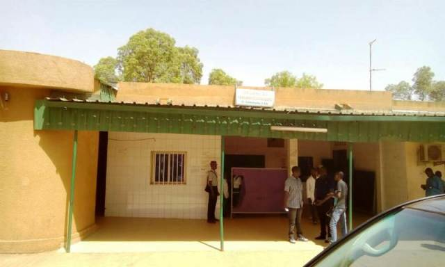 Hôpital Yalgado Ouédraogo