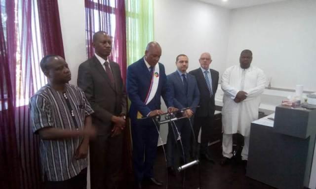 La nouvelle équipe de l'Association des Cimentiers du Burkina (ACB)