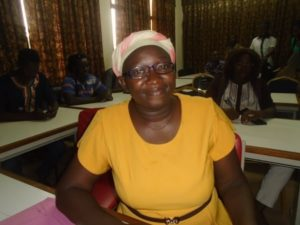 Madame Awa Yanogo