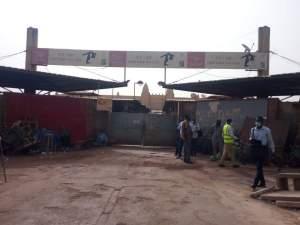 Grand marché de Bobo-Dioulasso