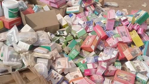 produits-prohibés-saisi-Ouagadougou
