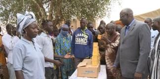 Renforcement- de-la -production -agricole –à- Dori - 55 –fermiers-du –CPR- de- Djomga - aptes