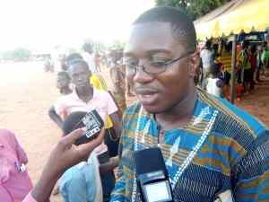 le promoteur- l'abbé- Moïse- Sawadogo