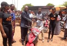Journée- de- l'excellence- au –Marien- N'Gouabi – 132- élèves -et 10 –enseignants- distingués