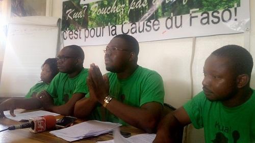 Bobo-Dioulasso - Fasokooz –se- prononce- sur- le- déclassement –de- la- forêt- de- Kua
