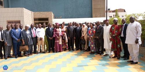 Filières –cotonnières-les- acteurs- de- l'UEMOA- et -du –Tchad- échangent –sur- les- leçons- apprises