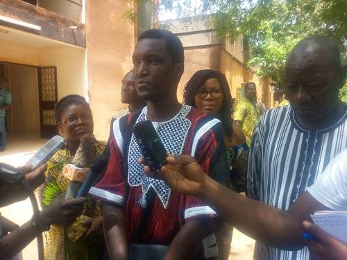 Promotion –du- cinéma- au –Burkina-La- fédération- remplace -l'union
