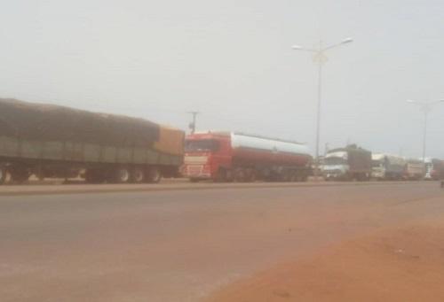 Règlement -sur -les –camions- poids- lourds-les- chauffeurs- expriment- leur- désarroi